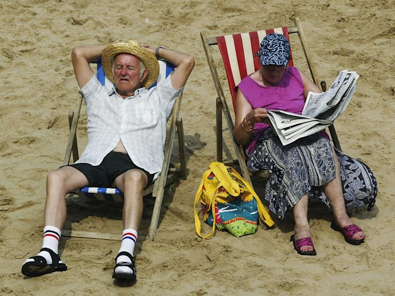 Wealthy people should be ineligible for pensions, OECD says