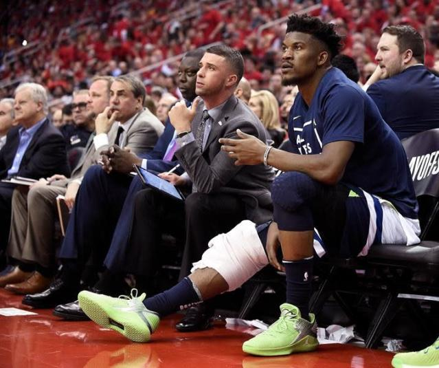 Jimmy Butler to ESPN: I was 'brutally honest' with Wolves