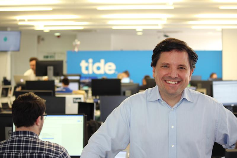 Tide CEO Oliver Prill. Photo: Tide