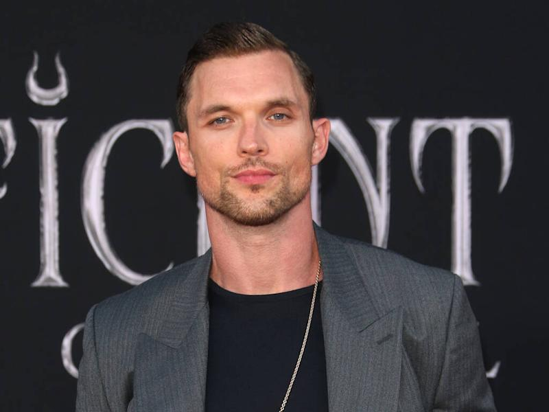 Ed Skrein wanted to make sure his aftershave ad wasn't soulless