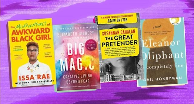 Some of the books we loved in 2019. (Photo: Yahoo Lifestyle Illustration)