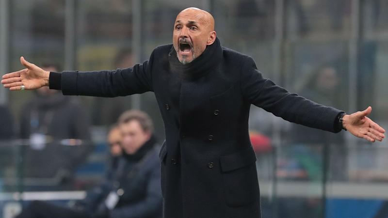 'It clearly hit his chest!' - Spalletti rages over referee decision against Inter