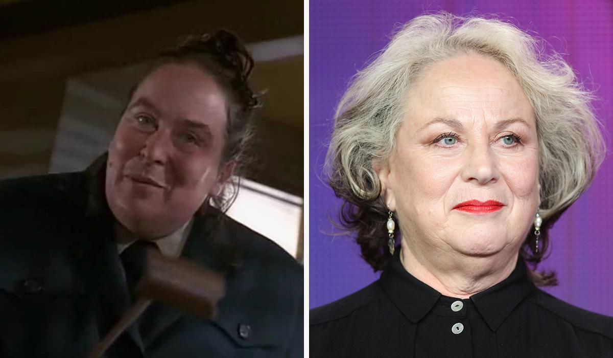 <p>Then: At the time she shot 'Matilda', the now-68-year-old Ferris was best known as Ma Larkin in bucolic telly series 'The Darling Buds of May'.</p><p>Now: She was Aunt Marge in the third 'Harry Potter' movie and has been in two of the 'Nativity' franchise. But she's mostly recognisable as a TV regular again, playing Sister Evagelina in 'Call the Midwife'.</p>