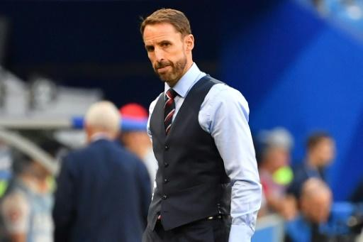 England manager Gareth Southgate has become a style icon at the World Cup