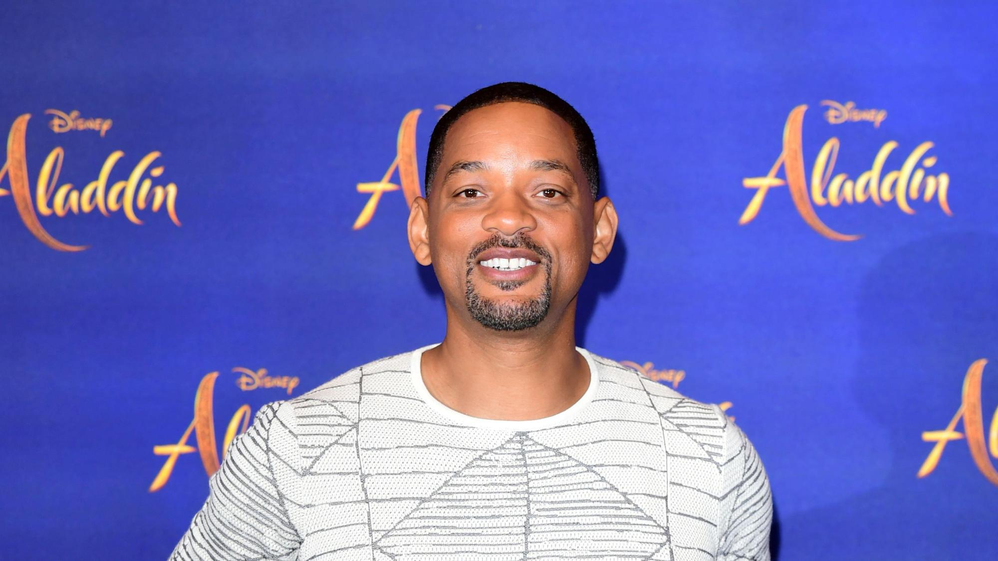 Will Smith discusses his experiences of racism