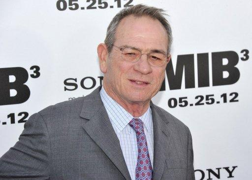 US actor Tommy Lee Jones will receive a Donastia Award