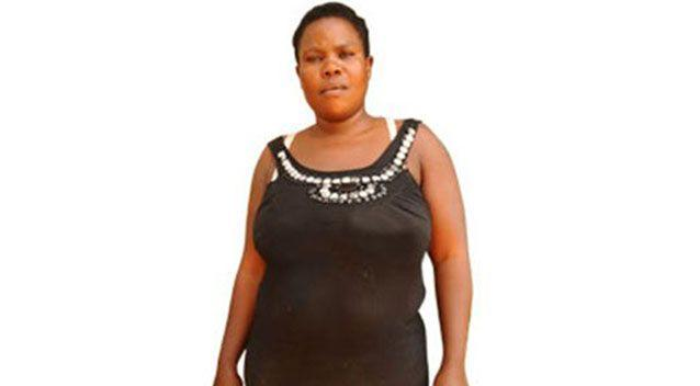 The mother of 38 claims she was married off by age 12 in 1993 to a much older 40-year-old man. Source: Daily Monitor