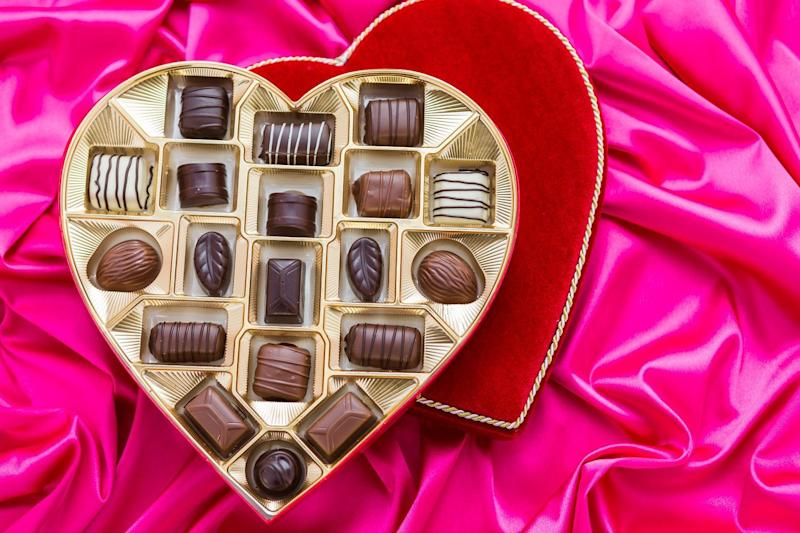 You won't believe how much chocolate America buys for Valentine's Day