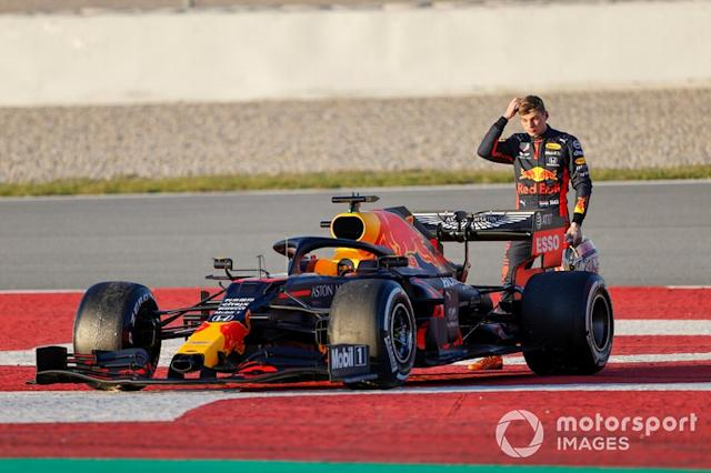 """Max Verstappen, Red Bull Racing <span class=""""copyright"""">Andy Hone / Motorsport Images</span>"""