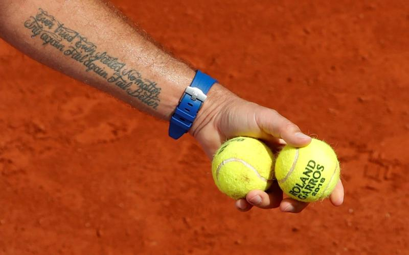 All you need to know about this year's Roland-Garros draw - REUTERS