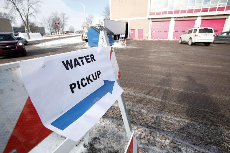Initial tests found elevated lead levels in 28 homes and one school in Sebring Ohio