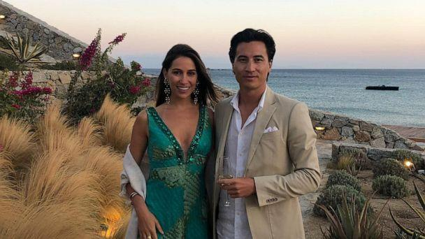 PHOTO: Noemi Orofino and her boyfriend Julian, 31, are now in recovery after fighting the COVID-19 virus, the new respiratory illness in which hundreds of thousands have been diagnosed globally. (Noemi Orofino)