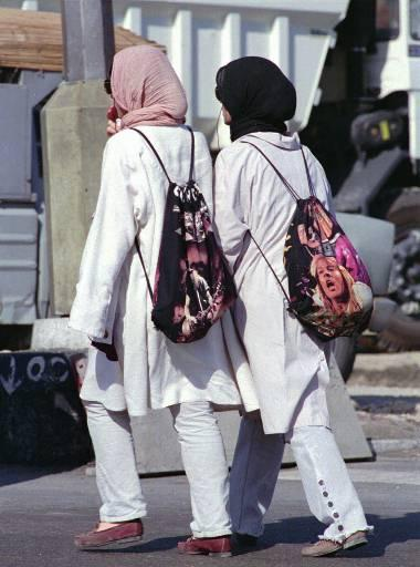 The Fascinating Fashion Evolution of Iran's State-Imposed Modesty Garments