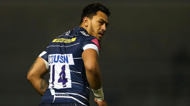 "Denny Solomona is now eligible to play for England and said: ""If the opportunity presents itself, I'll take it with both hands."""