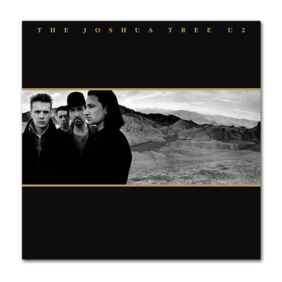 <p>The first rental is inspired by the classic U2 album, The Joshua Tree. (Wikimedia) </p>