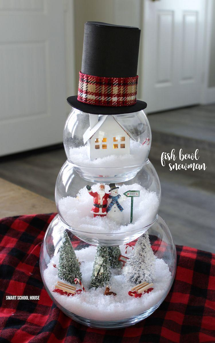 "<p>We love this unique spin on a winter terrarium. Feel free to get creative with the different scenes you choose.</p><p><strong>Get the tutorial at <a href=""https://www.smartschoolhouse.com/diy-crafts/fish-bowl-snowman"" rel=""nofollow noopener"" target=""_blank"" data-ylk=""slk:Smart School House"" class=""link rapid-noclick-resp"">Smart School House</a>.</strong></p><p><strong><a class=""link rapid-noclick-resp"" href=""https://www.amazon.com/Ounces-Clear-Bowls-Heavy-Plastic/dp/B07C5W96K8/?tag=syn-yahoo-20&ascsubtag=%5Bartid%7C10050.g.22825300%5Bsrc%7Cyahoo-us"" rel=""nofollow noopener"" target=""_blank"" data-ylk=""slk:SHOP FISH BOWLS"">SHOP FISH BOWLS</a><br></strong></p>"