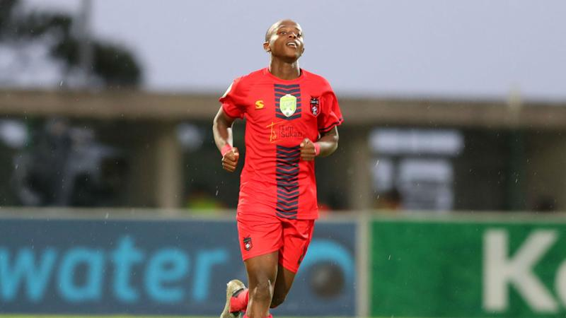 Kaizer Chiefs 0-1 TS Galaxy: Zakhele Lepasa scores late penalty as Galaxy clinch Nedbank Cup