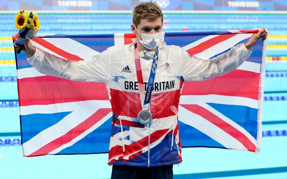 Can Duncan Scott win a fourth medal in Tokyo? - GETTY IMAGES