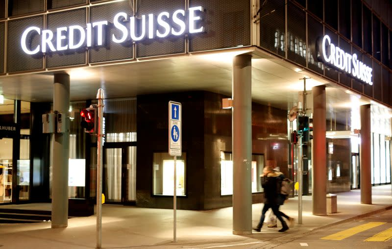 Credit Suisse appeals against ruling in spying auditor case