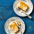 """<p>Crumbly at the bottom and ultra-creamy at the top ... talk about the best of both worlds?</p><p><em><a href=""""https://www.goodhousekeeping.com/food-recipes/dessert/a33809375/pumpkin-cheesecake-bar-recipe/"""" rel=""""nofollow noopener"""" target=""""_blank"""" data-ylk=""""slk:Get the recipe for Pumpkin Cheesecake Bars »"""" class=""""link rapid-noclick-resp"""">Get the recipe for Pumpkin Cheesecake Bars »</a></em></p>"""