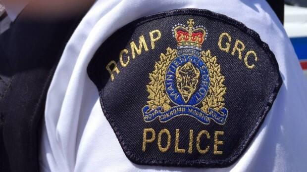 Nanaimo RCMP are searching for multiple suspects after they say a 45-year-old man was run over by a vehicle and then pepper-sprayed while he lay on the ground.  (CBC - image credit)