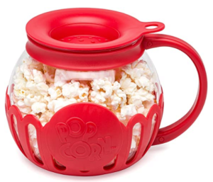 "<span class=""caption"">Ecolution Original Microwave Micro-Pop Popcorn Popper</span> <span class=""credit"">Amazon</span>"