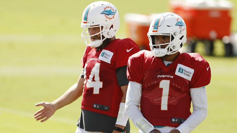 Tua Tagovailoa Fantasy Outlook: When will rookie take over as Dolphins starting QB?