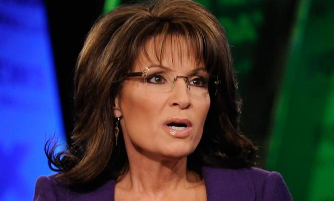 Sarah Palin on Fox New Sunday: This may not happen again.