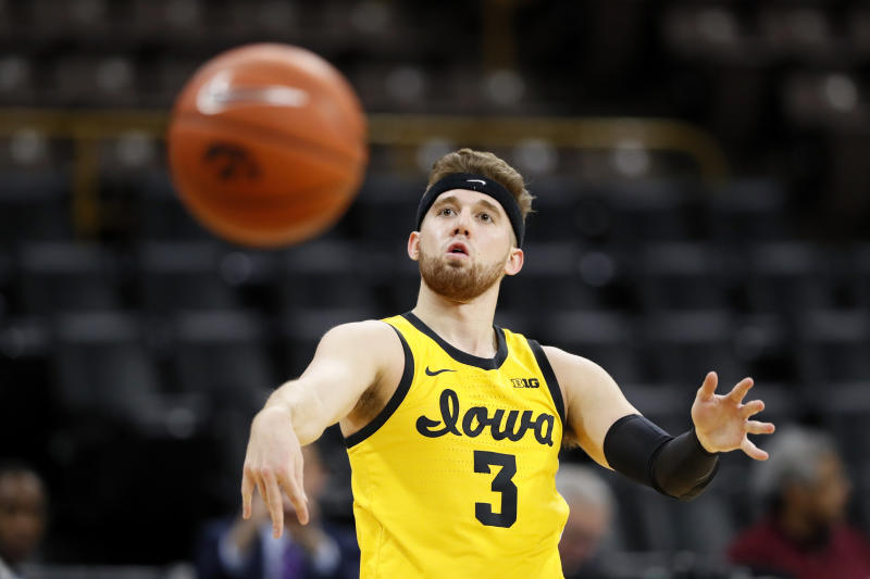 Iowa's Bohannon, Nunge granted extra year of eligibility