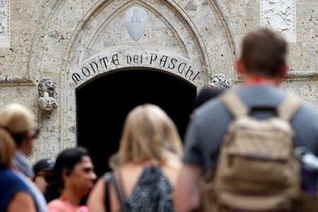 Italy's Monte dei Paschi to cut fifth of workforce