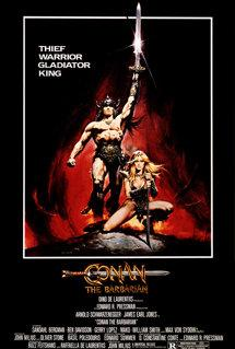 'Conan the Barbarian'