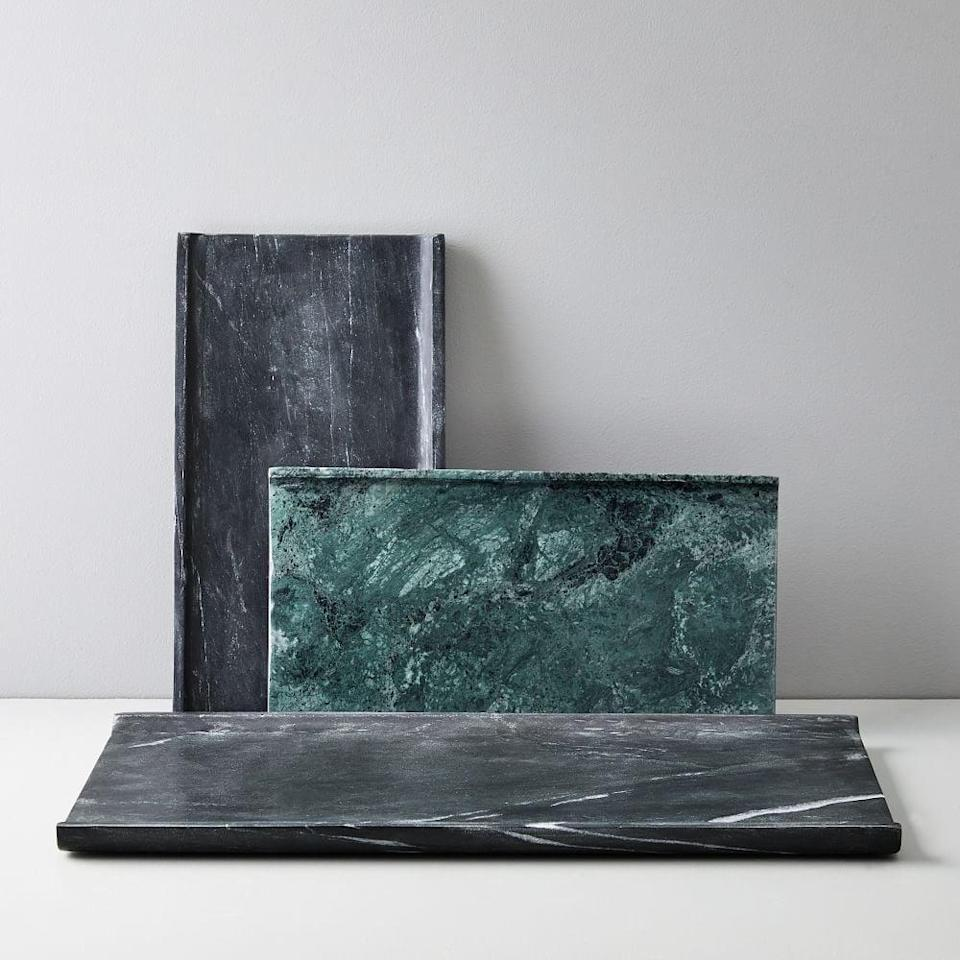 <p>Set up the perfect cheese board with these <span>West Elm Foundations Trays</span> ($30-$50 each).</p>