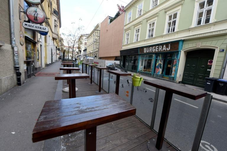 Restaurants and bars have been closed in many countries as coronavirus cases surge