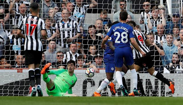 Newcastle United 3 Chelsea 0: Blues sign off in shambolic style as Europa League football confirmed