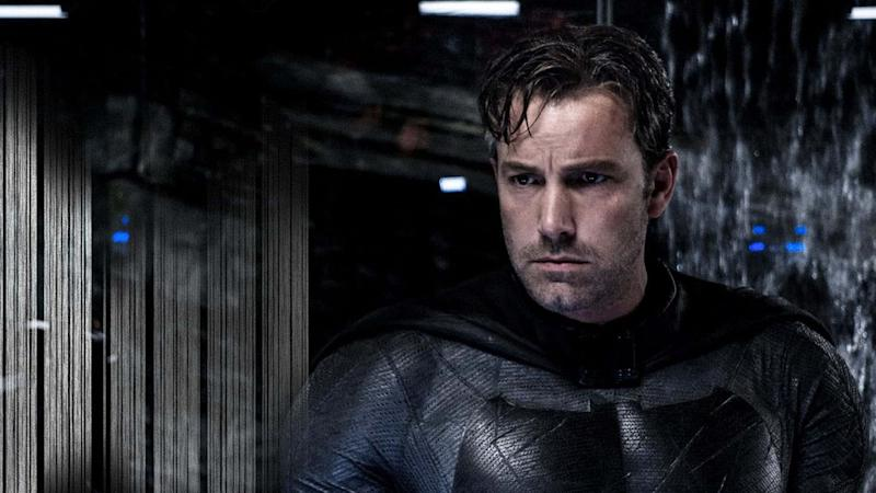 Ben Affleck nei panni di Batman (Warner Bros.)