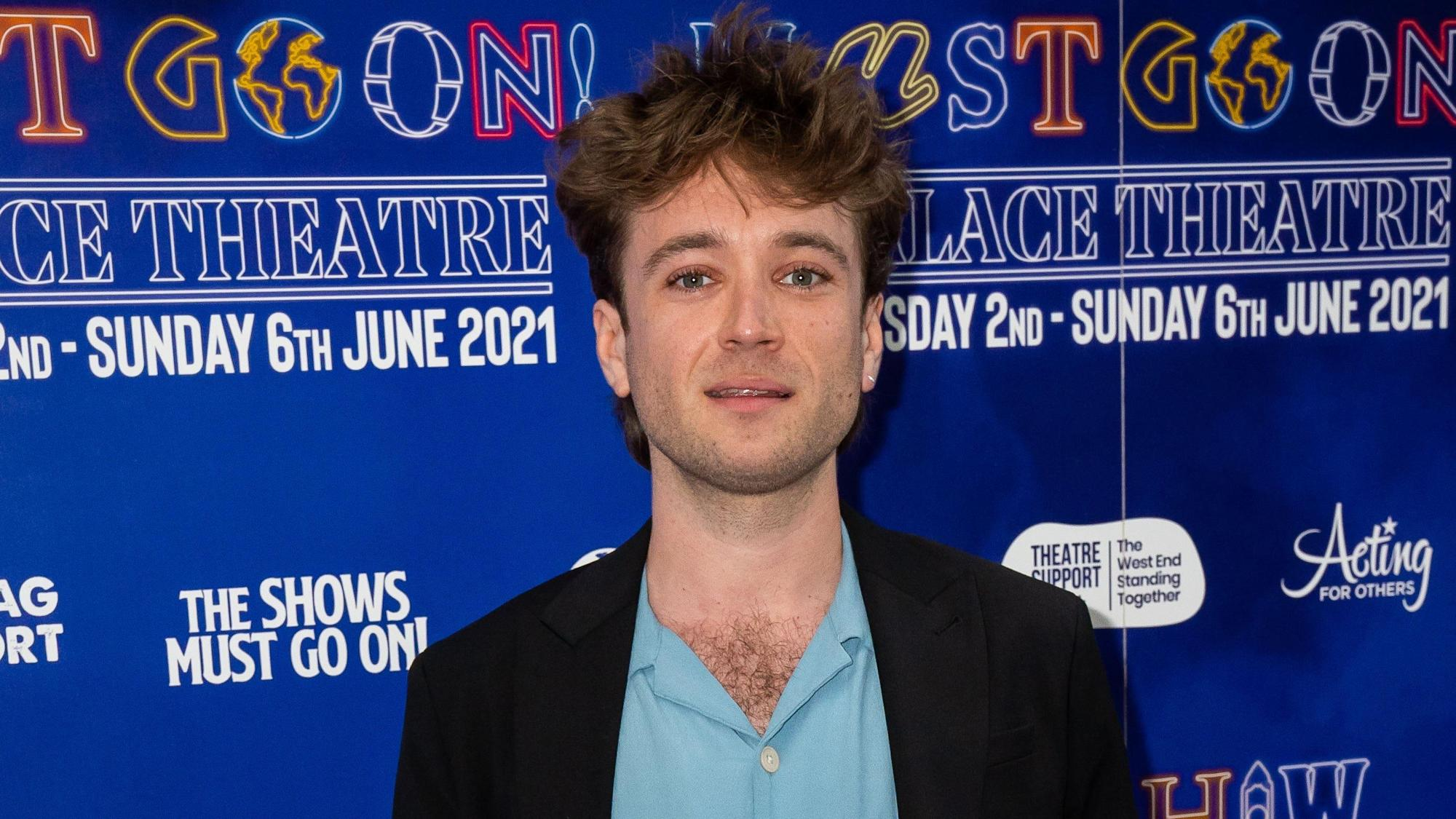 West End star Olly Dobson predicts theatre will return stronger than ever