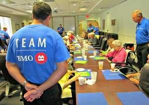 BMO Employees Assist Local Nonprofits Throughout Florida