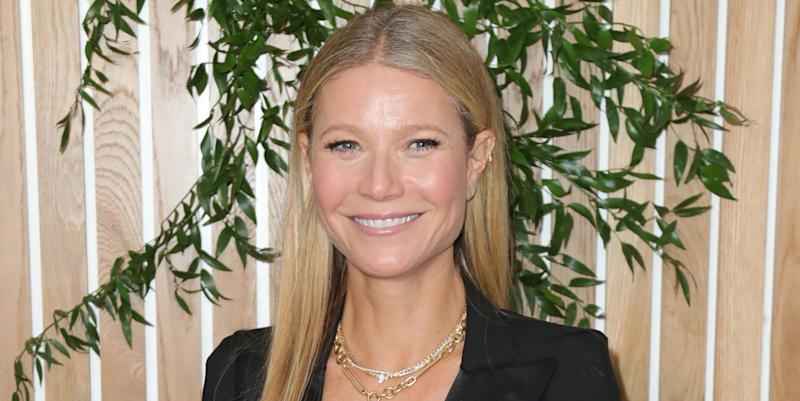 Gwyneth Paltrow poses completely nude on her 48th birthday
