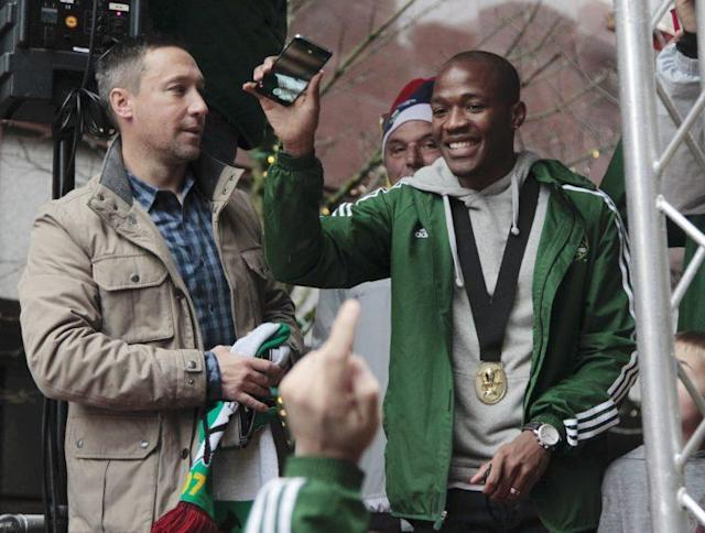 Porter's practical approach produced a 2015 MLS Cup title. (AP Photo)