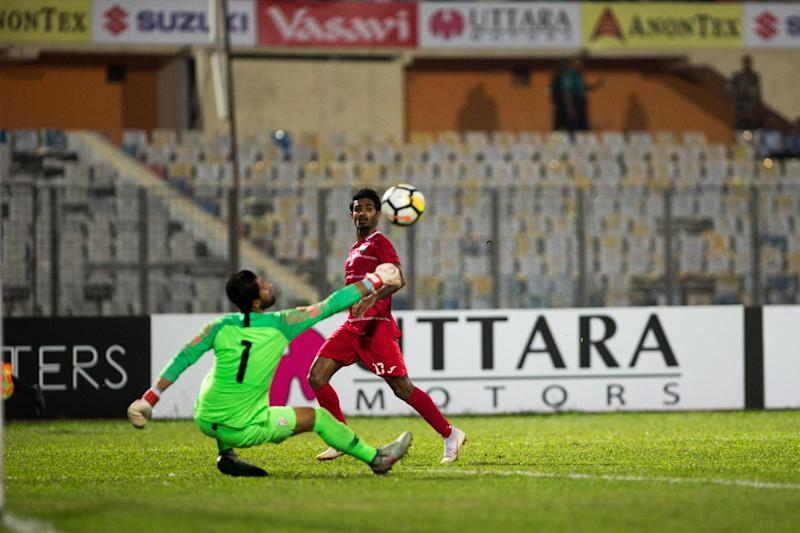 SAFF Championship 2018: Maldives shock India in final to lift title