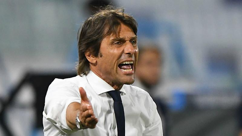 'Inter always get the short straw' - Conte questions demanding fixture schedule after Roma draw