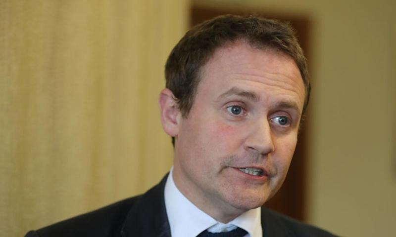 Tom Tugendhat, the chair of the foreign affairs select committee.