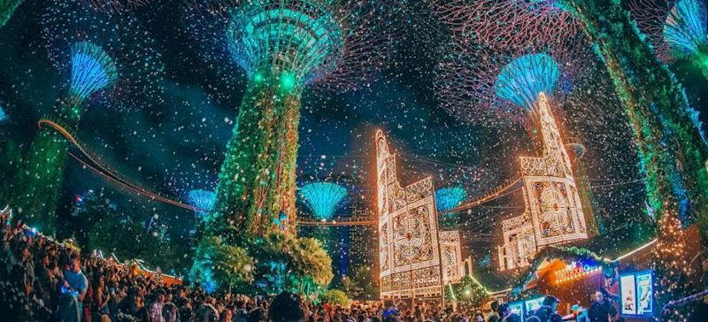 Gardens By The Bay Christmas Wonderland 2019 – Ticket Prices, Highlights & More