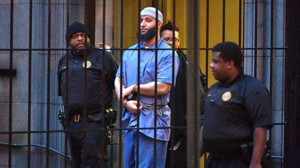 PHOTO: Officials escort 'Serial' podcast subject Adnan Syed from the courthouse following the completion of the first day of hearings for a retrial in Baltimore, Feb. 3, 2016. (Karl Merton Ferron/Baltimore Sun/TNS via Getty Images)