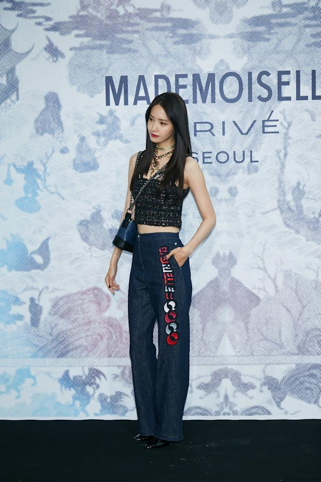PHOTOS: Korean stars at CHANEL Mademoiselle Privé Exhibition in Seoul