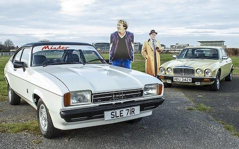 Minder cars at auction