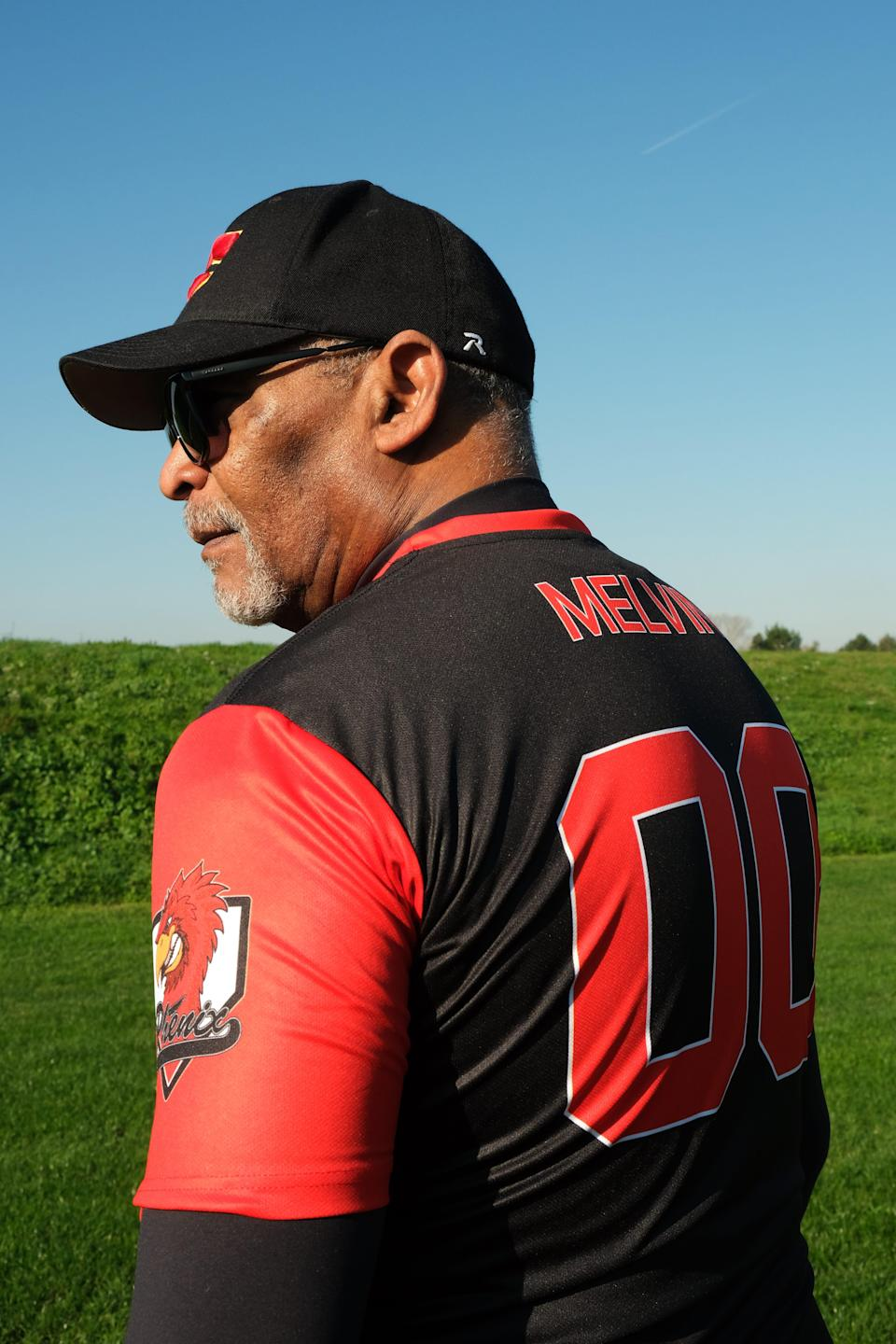 """In Caen, Melvin McNair is known as """"Mr. Baseball,"""" amentor who uses the game to teach life lessons to troubled French youth."""