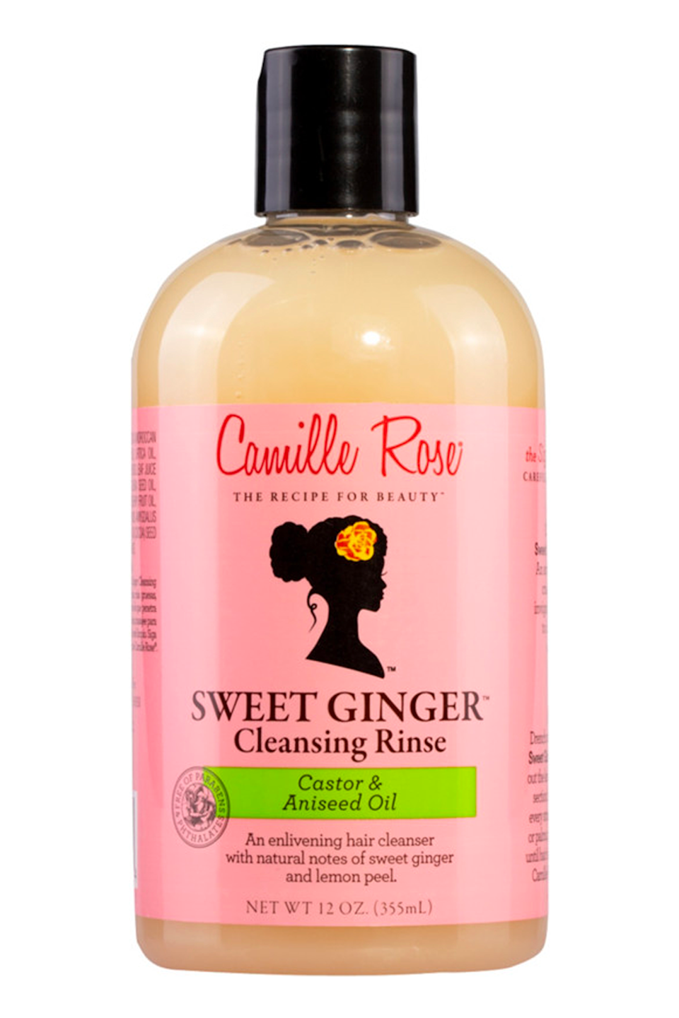 """<p><strong>Camille Rose</strong></p><p>ulta.com</p><p><strong>$11.99</strong></p><p><a href=""""https://go.redirectingat.com?id=74968X1596630&url=https%3A%2F%2Fwww.ulta.com%2Fp%2Fsweet-ginger-cleansing-rinse-pimprod2023978&sref=https%3A%2F%2Fwww.cosmopolitan.com%2Fstyle-beauty%2Fbeauty%2Fg20716291%2Fbest-clarifying-shampoo%2F"""" rel=""""nofollow noopener"""" target=""""_blank"""" data-ylk=""""slk:Shop Now"""" class=""""link rapid-noclick-resp"""">Shop Now</a></p><p>You know those days when your curls are feeling a little weighed down, dull, or greasy, and you want a <em>touch </em>more cleansing powers than usual? That's when you reach for this <a href=""""https://www.cosmopolitan.com/style-beauty/beauty/g12230240/best-sulfate-free-shampoo/"""" rel=""""nofollow noopener"""" target=""""_blank"""" data-ylk=""""slk:sulfate-free shampoo"""" class=""""link rapid-noclick-resp"""">sulfate-free shampoo</a>, which <strong>has just enough surfactants to make your hair feel <em>clean </em>clean (not stripped)</strong>, along with aniseed and castor oils to keep your moisture balance in check.</p>"""