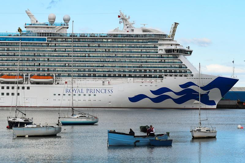 FBI, Aruba Police Probing Royal Princess Cruise Ship Death