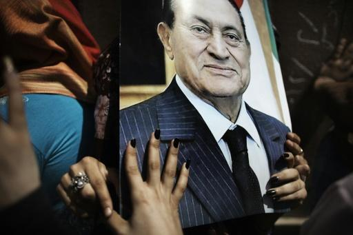 Egypt appeals court acquits Mubarak over protester killings